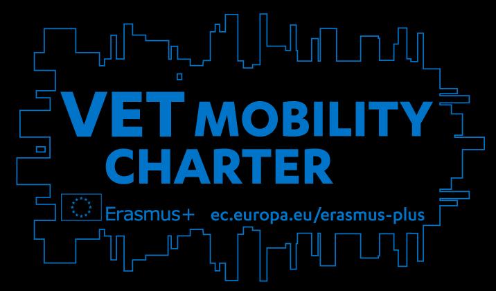 Erasmus+ VET Mobility Charter