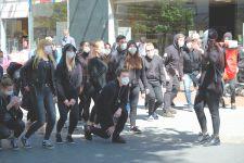 Flashmob zur Europawahl